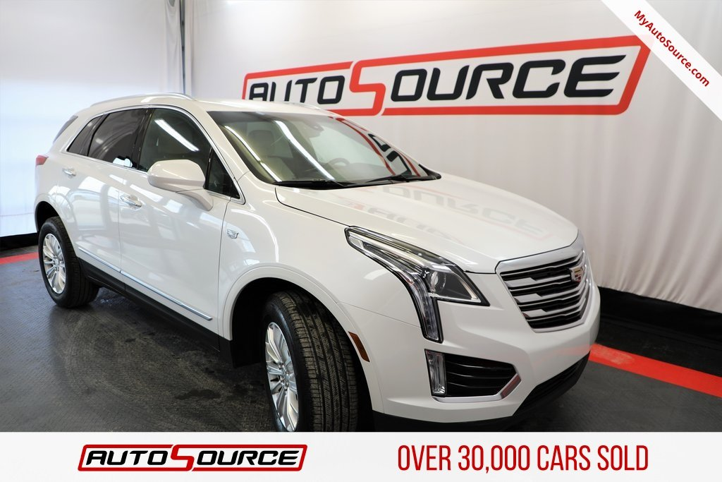 Pre-Owned 2018 Cadillac XT5 FWD