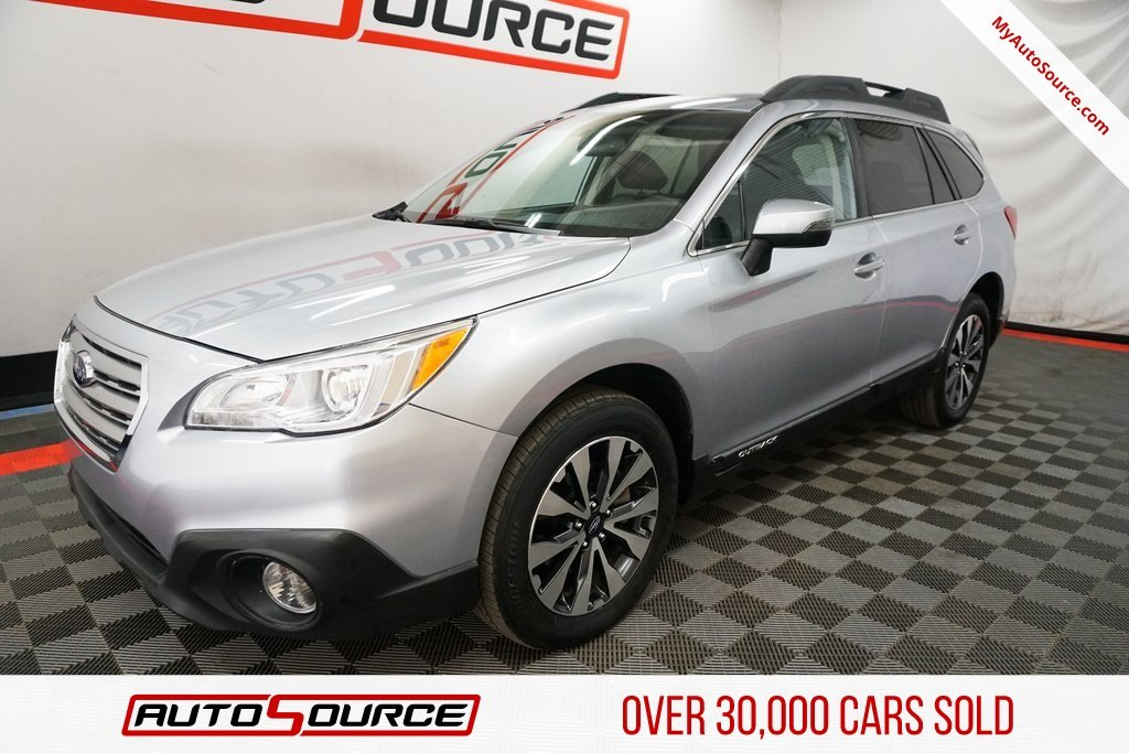 Pre-Owned 2015 Subaru Outback 3.6R Limited