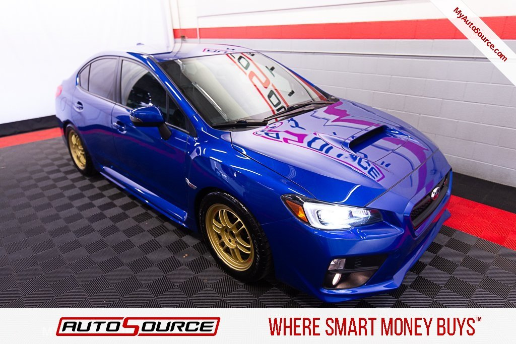 Pre-Owned 2015 Subaru WRX STI Launch Edition