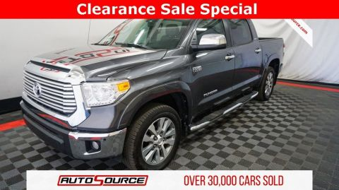 Pre-Owned 2017 Toyota Tundra 2WD Limited